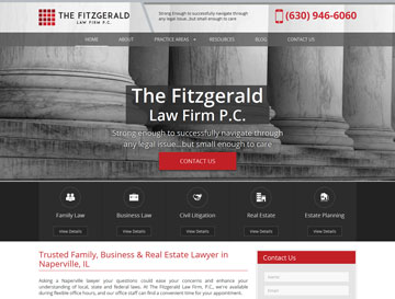 The Fitzgerald Law Firm P.C.