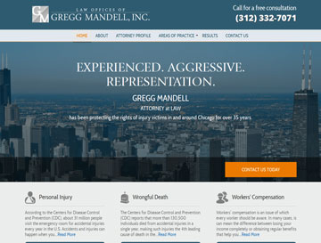 Law Office of Gregg Mandell, Inc.