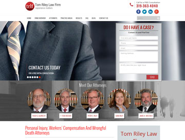 Tom Riley Law Firm