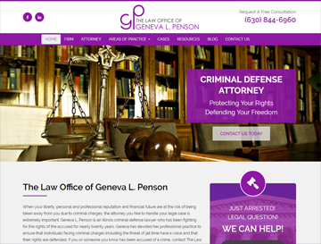 The Law Office of Geneva L. Penson