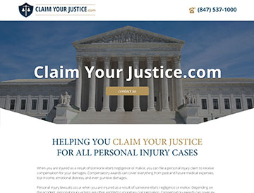 Claim Your Justice