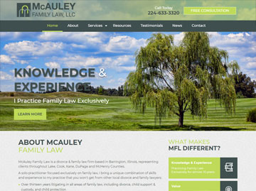 McAuley Family Law, LLC