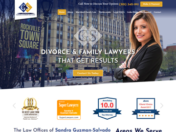 Law Offices of Sandra Guzman Salvado