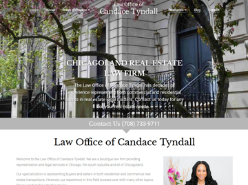 Law Office of Candace Tyndall