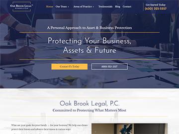 Oak Brook Legal, P.C.