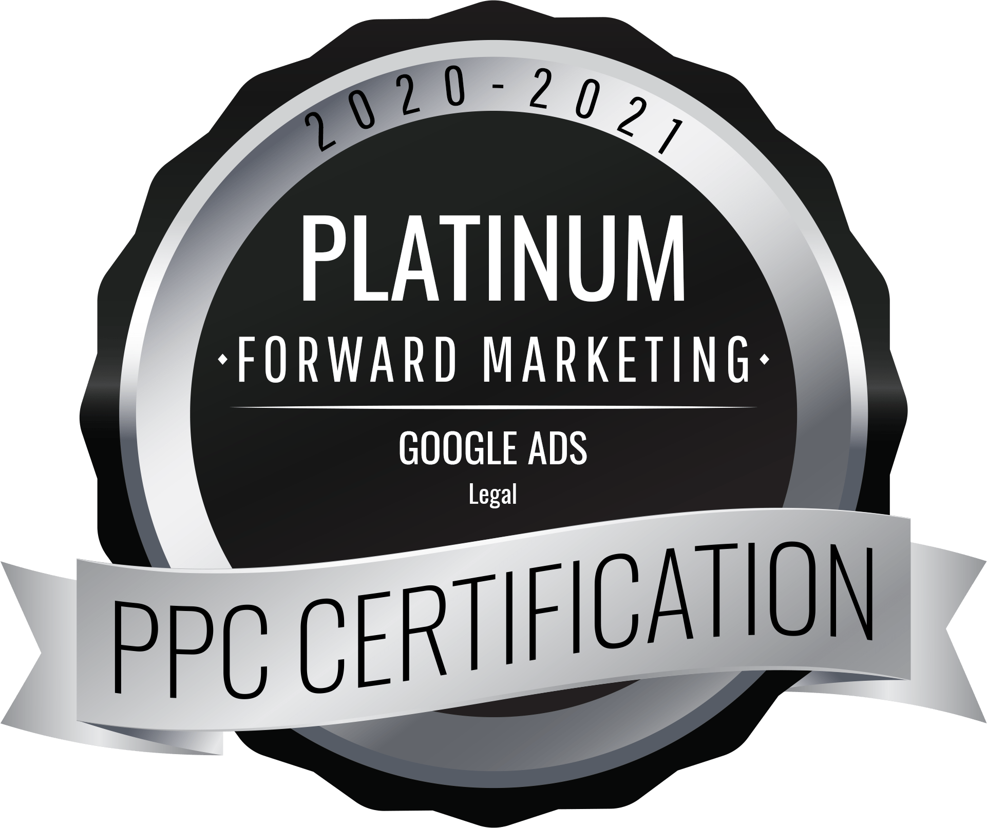 Platinum PPC Certification