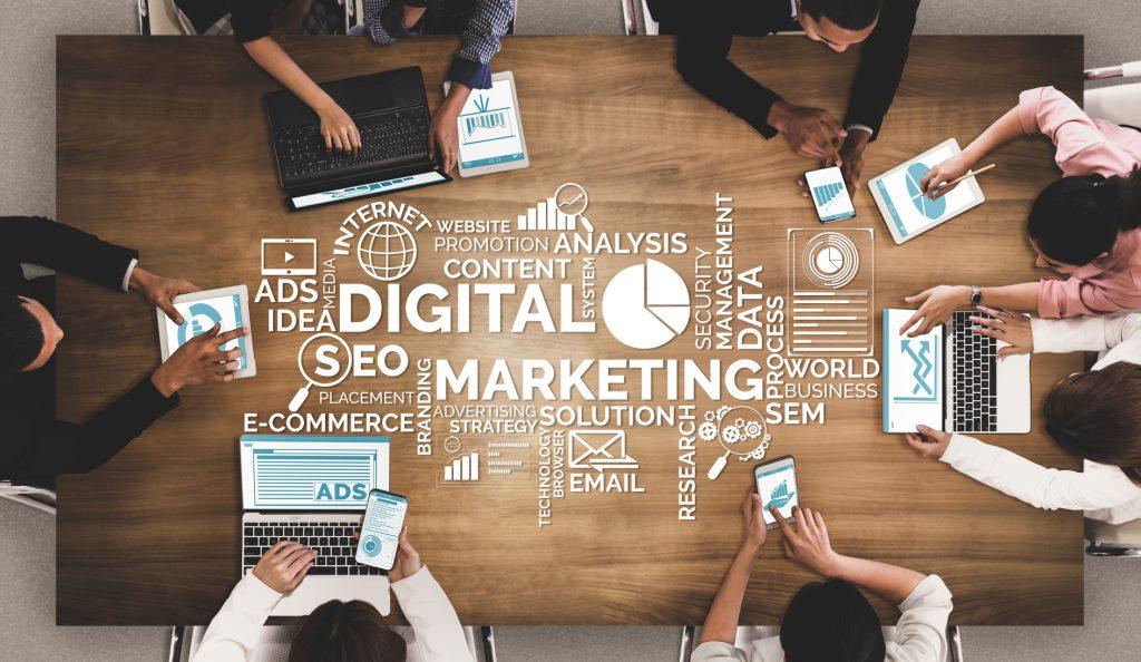 Digital Marketing Planning And Budget